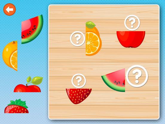 Логика: развивающие игры пазлы для малышей, детей Скриншоты7