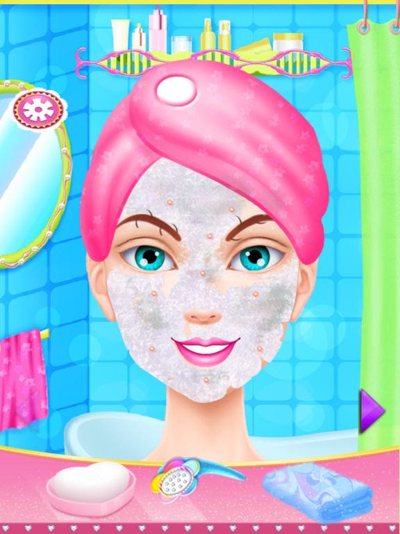 Glam Princess Salon Makeover screenshot 4