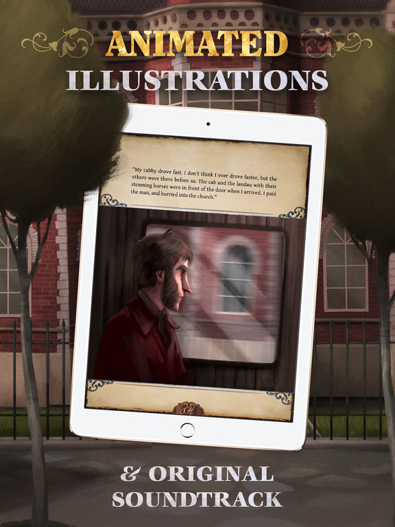 The Interactive Adventures of Sherlock Holmes Screenshots
