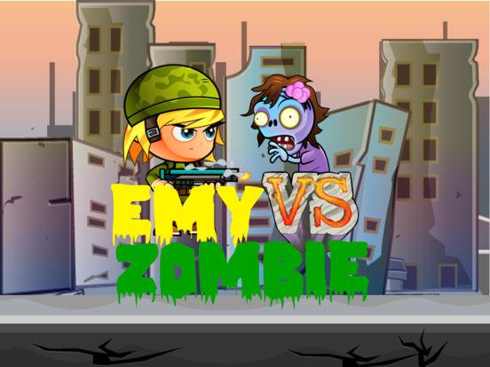 Emy Vs Zombies Pro screenshot 4