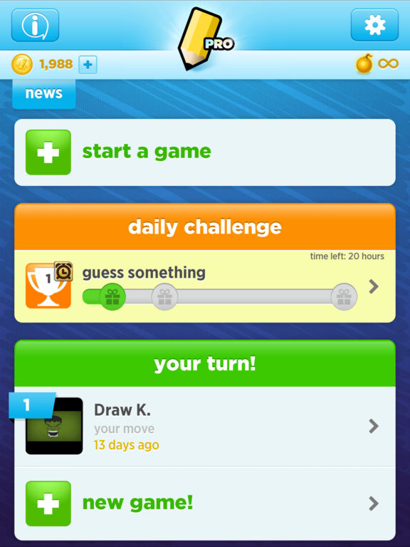 Draw Something Pro Screenshots