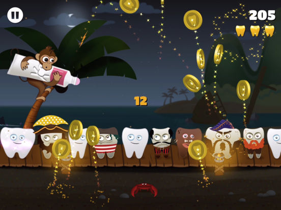 Tooth Frenzy Screenshots