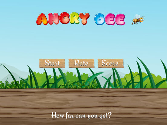 Angry Bee - Flying High (Premium) Screenshots