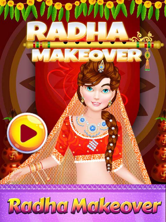Radha Makeover Salon screenshot 5
