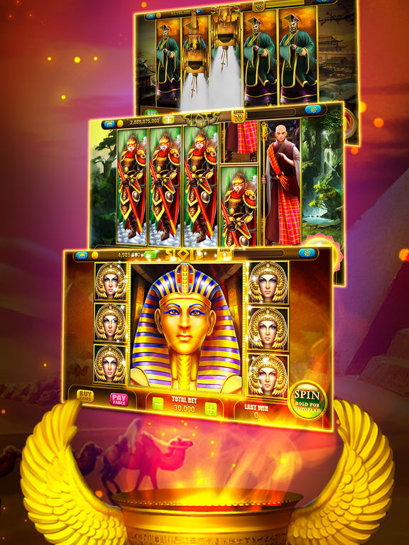 pharaohs way slot machine
