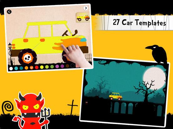 Скачать Labo Halloween Car(4+)