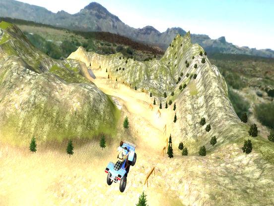 Extreme Quad Bike Stunts 3d Pro screenshot 8