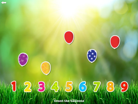 Numbers and Counting iPad Screenshot 3