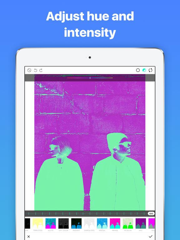 Ultrapop Pro  - Color Filters for Pop Art Edits Screenshots