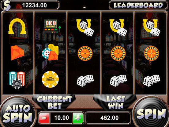 Triple seven slot machine games