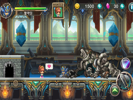 Qualification of Hero : Collecting princesses Screenshots