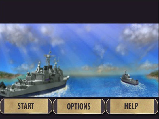 Big Sea Battle iPad Screenshot 1