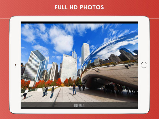 Chicago: Travel Guide iPad Screenshot 2