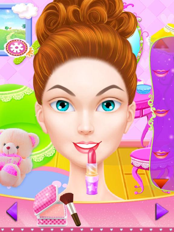 Perfect Princess Salon Makeover screenshot 7