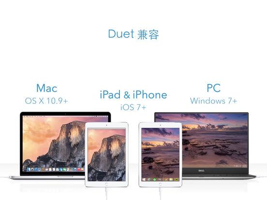 将 iPad 变为第二显示屏:Duet Display