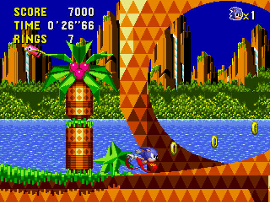 Grab Sonic CD For iOS/TV While It's Free For The First Time