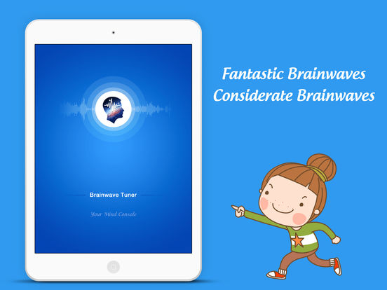 BrainWave Tuner - Binaural beats & white noise Screenshots