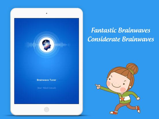 BrainWave Tuner - Binaural beats & white noise Screenshot