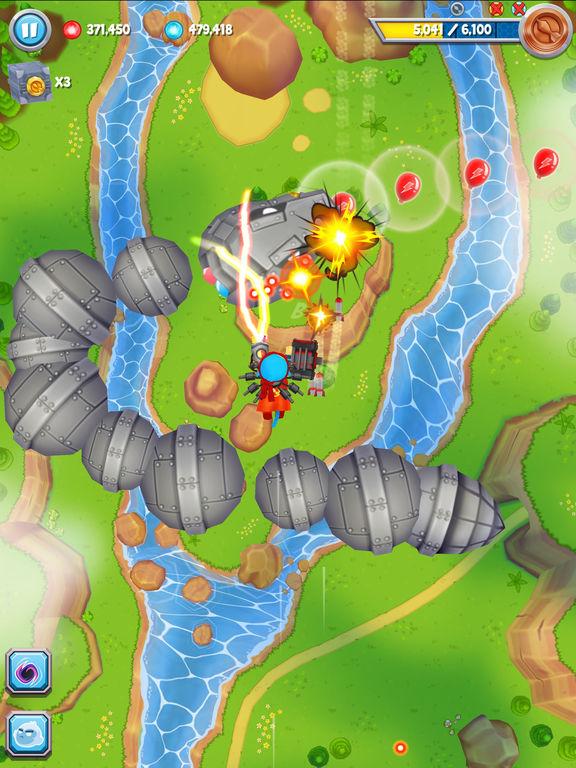 Bloons Supermonkey 2 для iPad