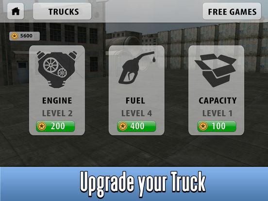 European Cargo Truck Simulator 3D Full Screenshots