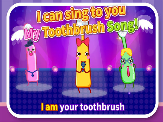 My Little Toothbrush—BabyBus Screenshots