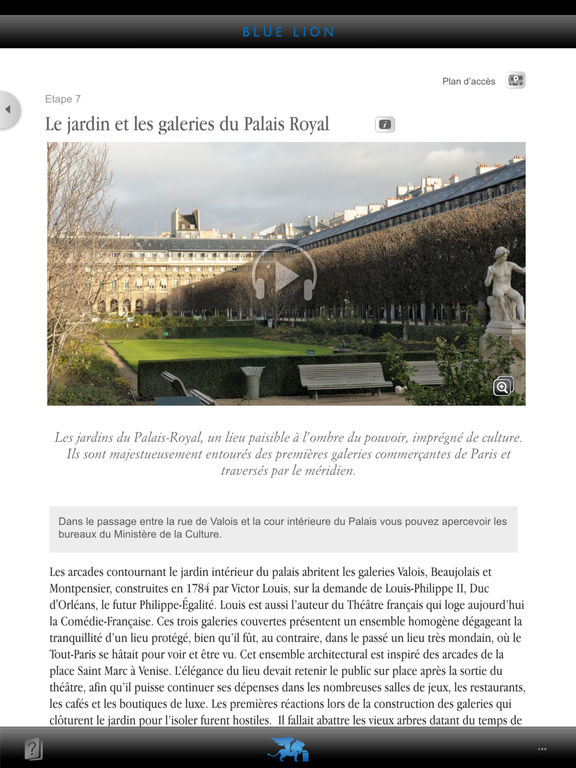 Paris - Le Palais Royal, entre pouvoir et culture Screenshots