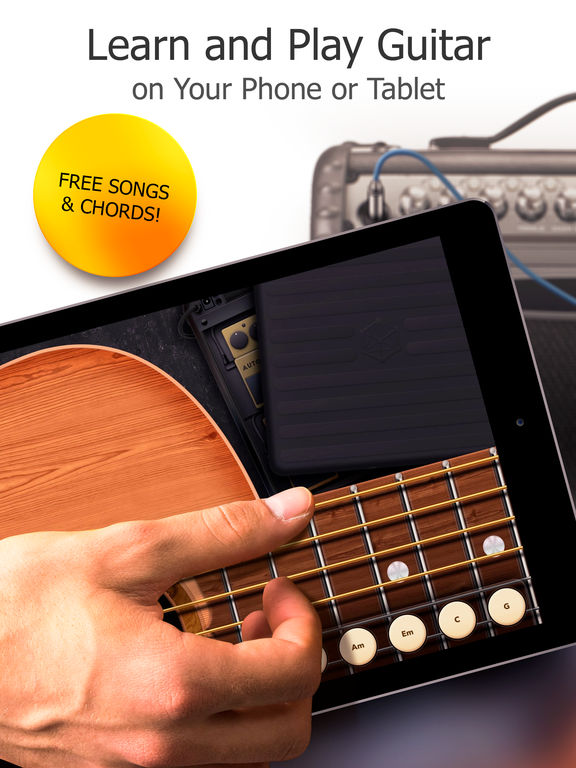 Real Guitar Pro - Guitar Chords, Games & Song Tabs Screenshots