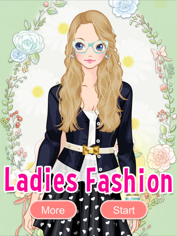 App Shopper Ladies Fashion Style Dress Up Games