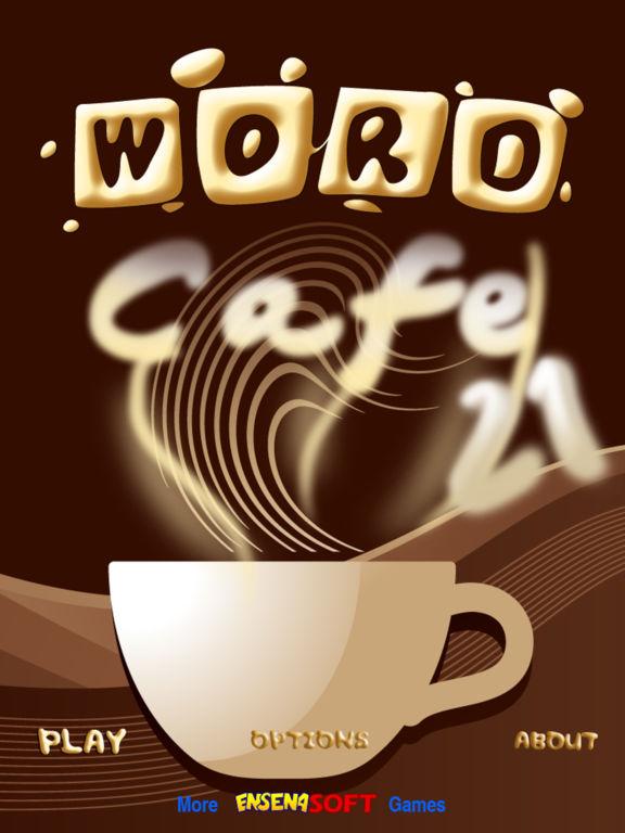 Word Cafe 21 Screenshots