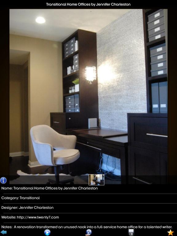 App shopper home office design inspiration lifestyle for Office design app