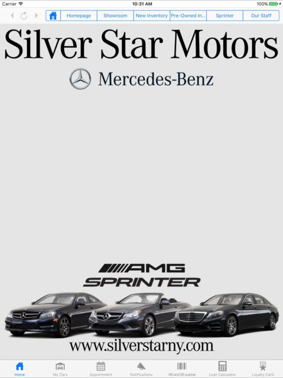 App Shopper Silver Star Motors Business