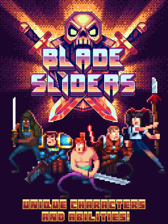 Blade Sliders