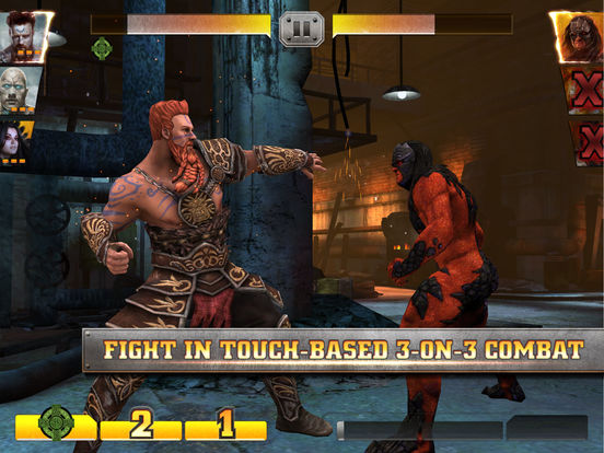 WWE Immortals Screenshots