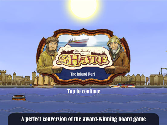 Le Havre: The Inland Port screenshot 6