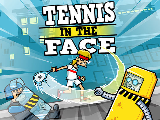 Tennis in the Face для iPad