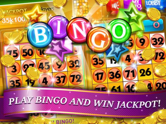 Bingo City Live 75 iPad Screenshot 4