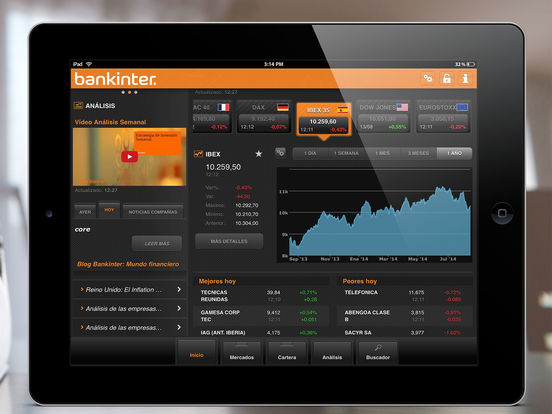 X broker bankinter