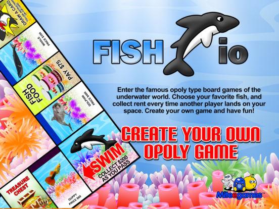 App shopper fish io opoly games for Fish io games