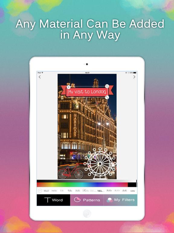 App shopper geofilter maker filter designer entertainment for Free snapchat geofilter maker