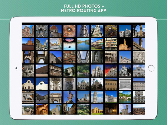 Florence: Travel Guide iPad Screenshot 5