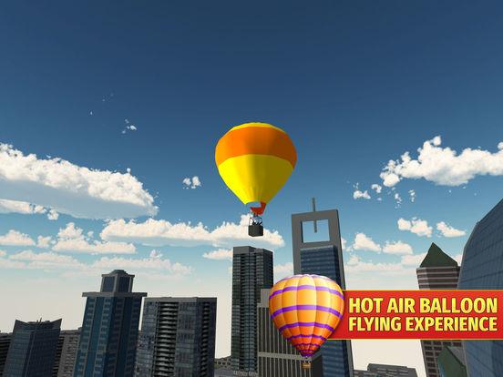 App shopper hot air balloon simulator ultra flight sim for Air balloon games