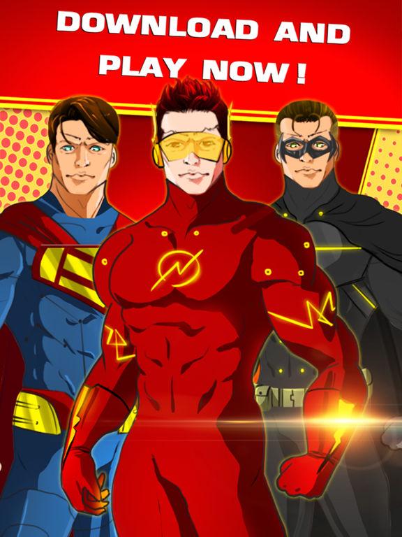 Create Your Own Superhero Character For Freescreeshot 4