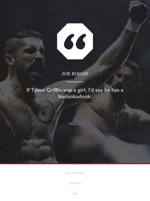 MMA Quotes Screenshots