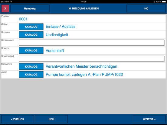 Mobisys MSB App iPad Screenshot 2