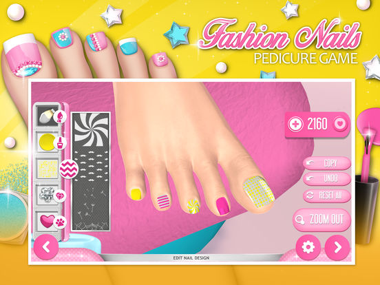 Nails Manicure And Pedicure Games Papillon Day Spa