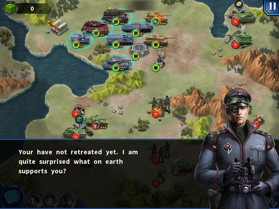 Glory of Generals 2 Screenshots