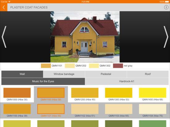 quick-mix Hausdesigner iPad Screenshot 3