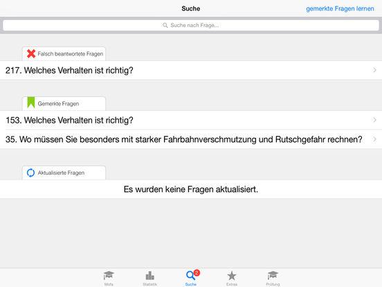 Mofaführerschein iPad Screenshot 3