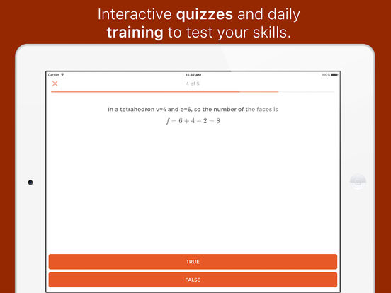 iMathematics! 9 in 1 iPad Screenshot 3