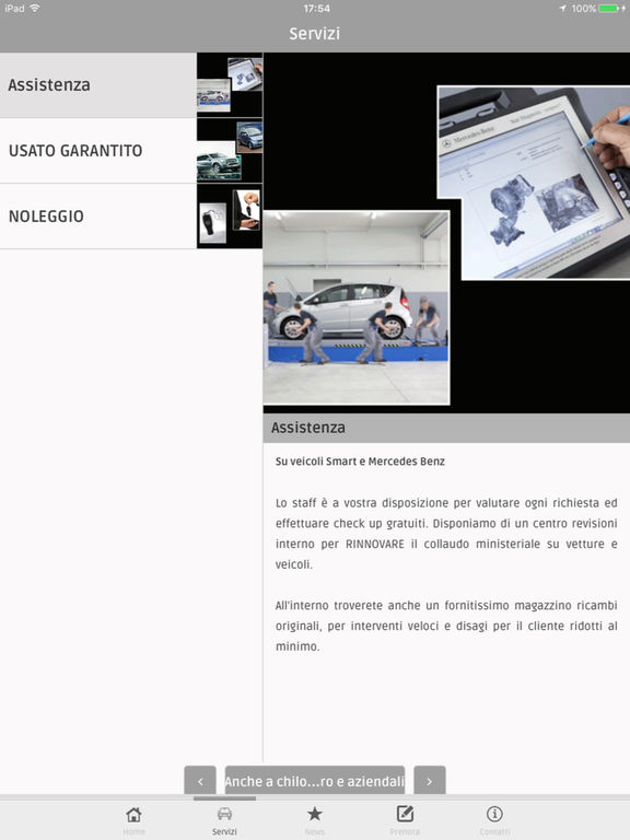 Mercedes benz lucugnano app store for Mercedes benz app for iphone